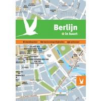 Reisgids + plattegrond Berlijn in kaart   Dominicus