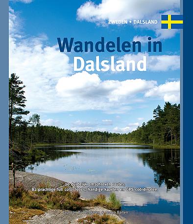 Wandelgids Wandelen in Dalsland - Zweden   Onedaywalks