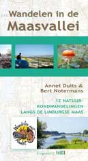 Wandelgids Wandelen in de Maasvallei   uitgeverij TIC