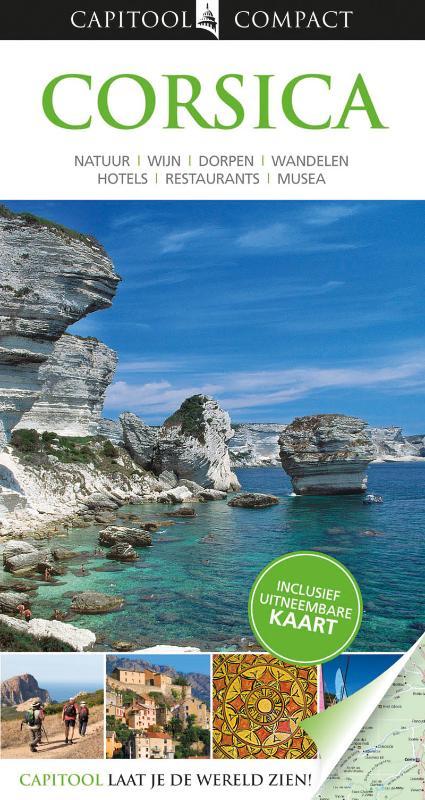 Reisgids Capitool compact Corsica   Unieboek