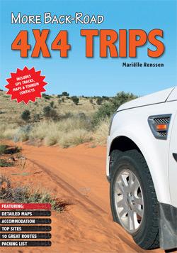 Wegenatlas More Back-Road 4x4 Trips Zuid Afrika   Mapstudio