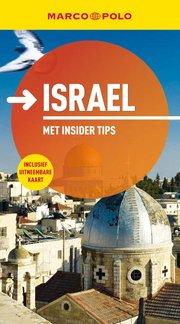 Reisgids Marco Polo Israël - Israel   Unieboek