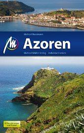 Reisgids Azores - Azoren   Michael Muller verlag   Michael Bussmann