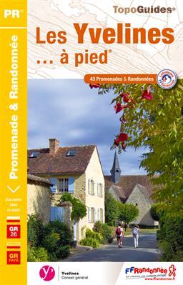 Wandelgids D078 Les Yvelines à pied   FFRP   FFRandonnée