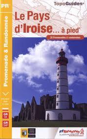 Wandelgids P295 Le Pays d'Iroise... à pied   FFRP