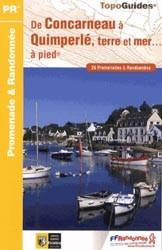 Wandelgids P297 Le Pays des Portes de Cornouaille... à pied   FFRP   Fédération française de la randonnée pédestre