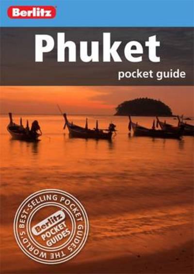 Reisgids Phuket Pocket Guide   Berlitz   Berlitz