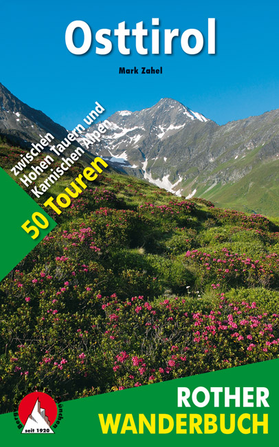 Wandelgids Osttirol   Rother Wanderbuch   Mark Zahel
