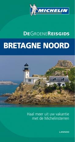 Reisgids Bretagne NOORD   Michelin groene gids
