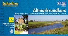 Fietsgids Altmarkrundkurs   Bikeline - Esterbauer