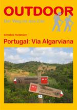 Wandelgids Via Algarviana - Algarve   Conrad Stein Verlag   Christiane Heitzmann