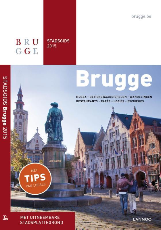 Reisgids City guide Brugge   Lannoo