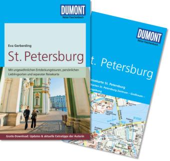 Reisgids  Reise-Taschenbuch St. Petersburg   Dumont   Eva Gerberding
