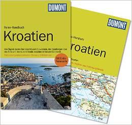 Reisgids Reisehandbuch Kroatien - Kroatie   Dumont   Dietrich Höllhuber