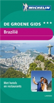 Reisgids Groene gids Brazilie   Michelin