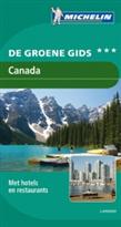 Reisgids Groene gids Canada   Michelin