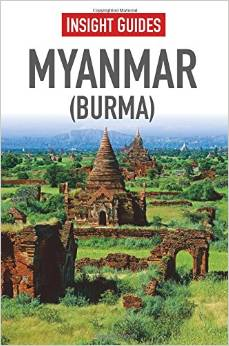 Reisgids Insight guide Myanmar (Burma)   Insight guide   David Abram