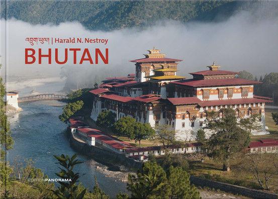 Fotoboek Bhutan   Edition Panorama   Harald N. Nestroy