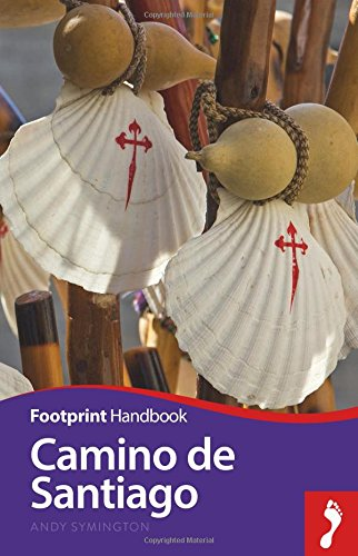 Reisgids Camino de Santiago   Footprint Focus Guide   Andy Symington
