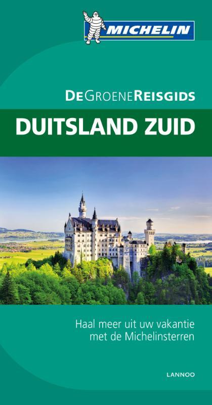 Reisgids Zuid-Duitsland groene gids Michelin   Lannoo