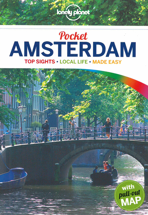 Reisgids Pocket Guide Amsterdam   Lonely Planet   Karla Zimmerman
