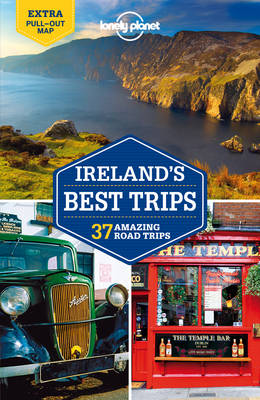 Reisgids Ierland - Ireland's Best Trips   Lonely Planet   Fionn Davenport