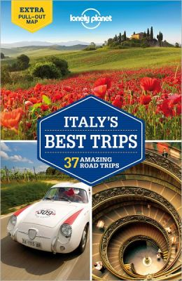 Reisgids Italië - Italy's Best Trips   Lonely Planet   Paula Hardy
