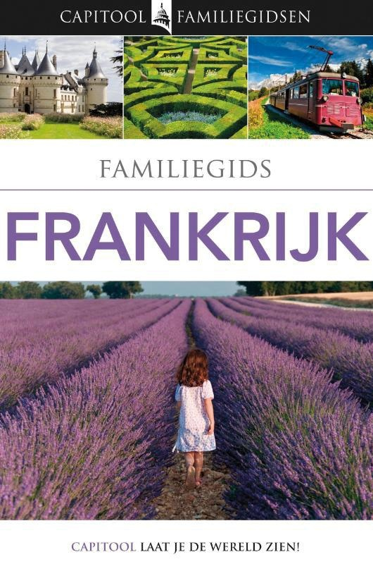 Reisgids Familiegids Frankrijk   Capitool - Unieboek