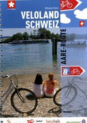 Fietsgids Aare-route 8 Veloland Schweiz