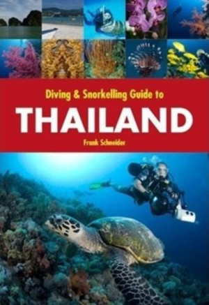 Duikgids Diving & Snorkelling Guide to Thailand   JB publishing   Frank Schneider