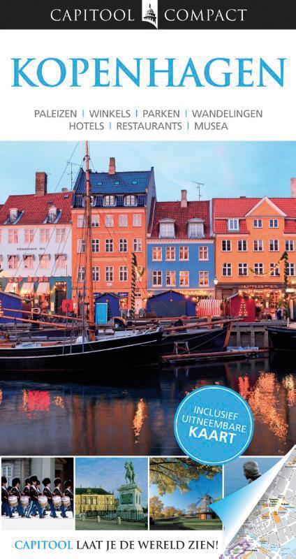 Reisgids Kopenhagen - compact   Capitool   Capitool Compact
