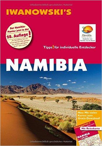 Reisgids Namibië - Namibia   Iwanowski's   Michael Iwanowski