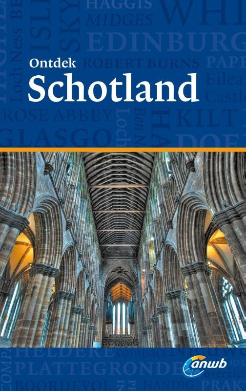 Reisgids ontdek Schotland   ANWB