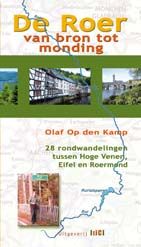 Wandelgids Limburg: De Roer van bron tot monding   Uitgeverij TIC