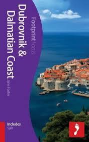 Reisgids Dubrovnik and Dalmatian Coast - Dalmatische Kust   Footprint Focus   Jane Foster
