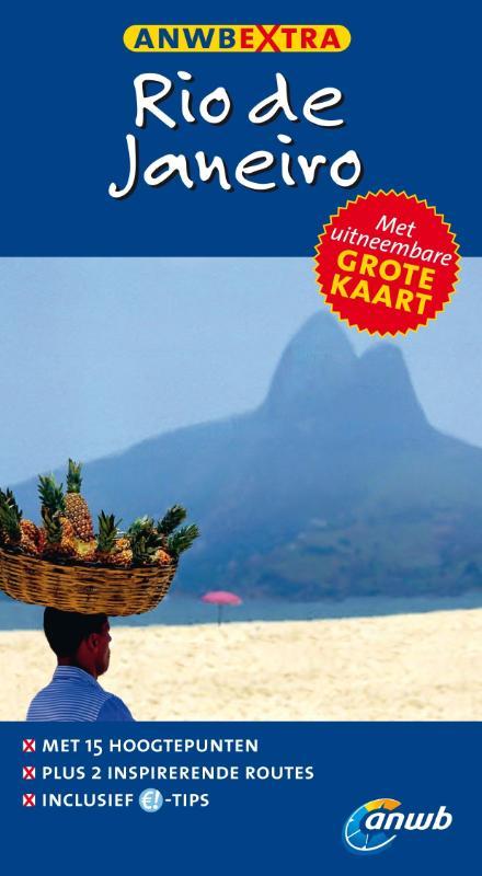 Reisgids Rio de Janeiro   ANWB Extra