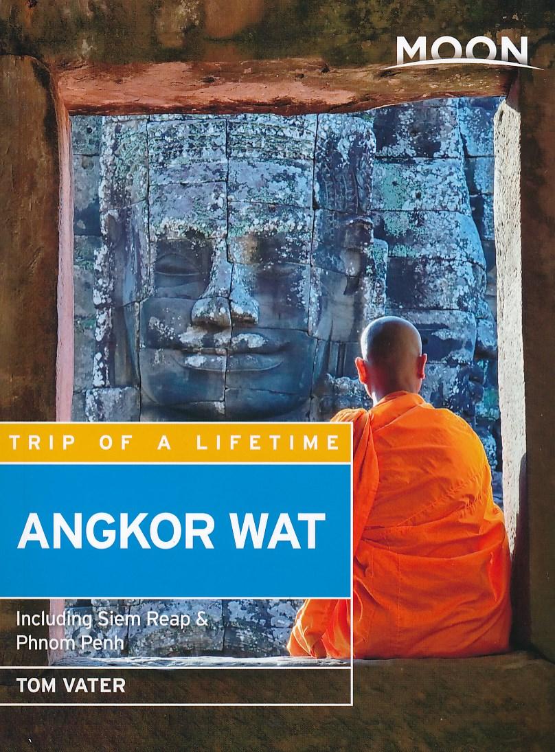 Reisgids Angkor Wat (Cambodja)   Moon Handbooks   Tom Vater