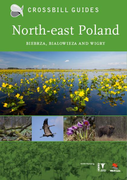 Natuurreisgids Noord Oost Polen - North-East Poland   Crossbill Guides   Dirk Hilbers