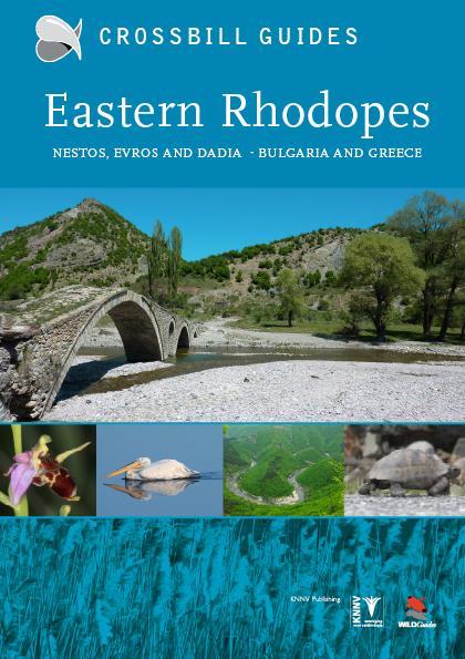 Natuurreisgids Oostelijke Rhodopen - Eastern Rhodopes   Crossbill Guides