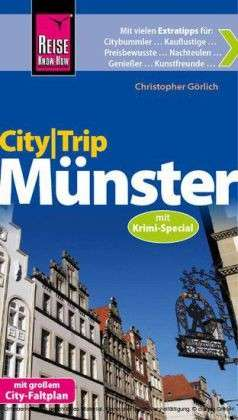 Reisgids CityTrip M�nster - Munster   Reise Know-How   Christopher G�rlich