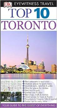 Reisgids Toronto   DK Eyewitness Top 10 Travel Guide   Lorraine Johnson,Barbara Hopkinson