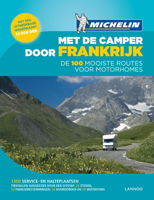 Campergids Met de camper door Frankrijk   Michelin
