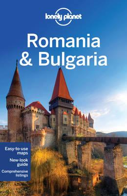 Reisgids Lonely Planet Romania & Bulgaria - Roemenië en Bulgarije   Lonely Planet