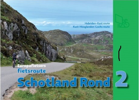 Fietsgids Schotland Rond 2   Europafietsers