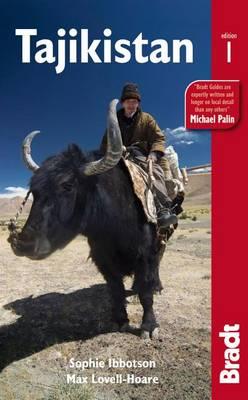 Reisgids Tajikistan   Bradt guides   Sophie Ibbotson,Max Lovell-Hoare