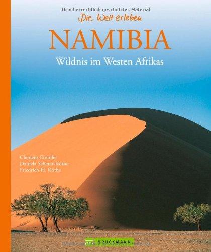 Fotoboek Reisgids Namibie - Namibië   Bruckmann