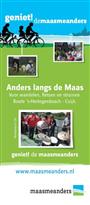 Wandelgids fietsgids Anders langs de Maas   Maasmeanders