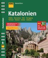 Wandelgids Wanderführer Katalonien - Catalonië   ADAC