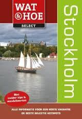 Reisgids Wat en hoe Stockholm   Kosmos select