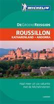Reisgids Roussillon - Andorra - Katharen land   Michelin groene gids